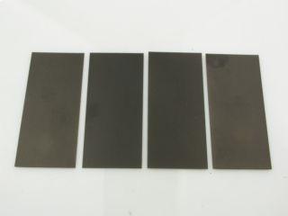 4 x remblok shimplaatjes anti piep