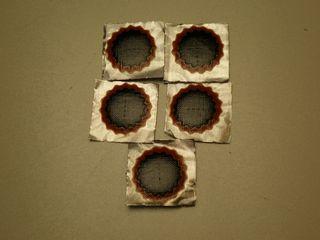 5 bandenreparatieplakkers 22mm simsonrema tiptop