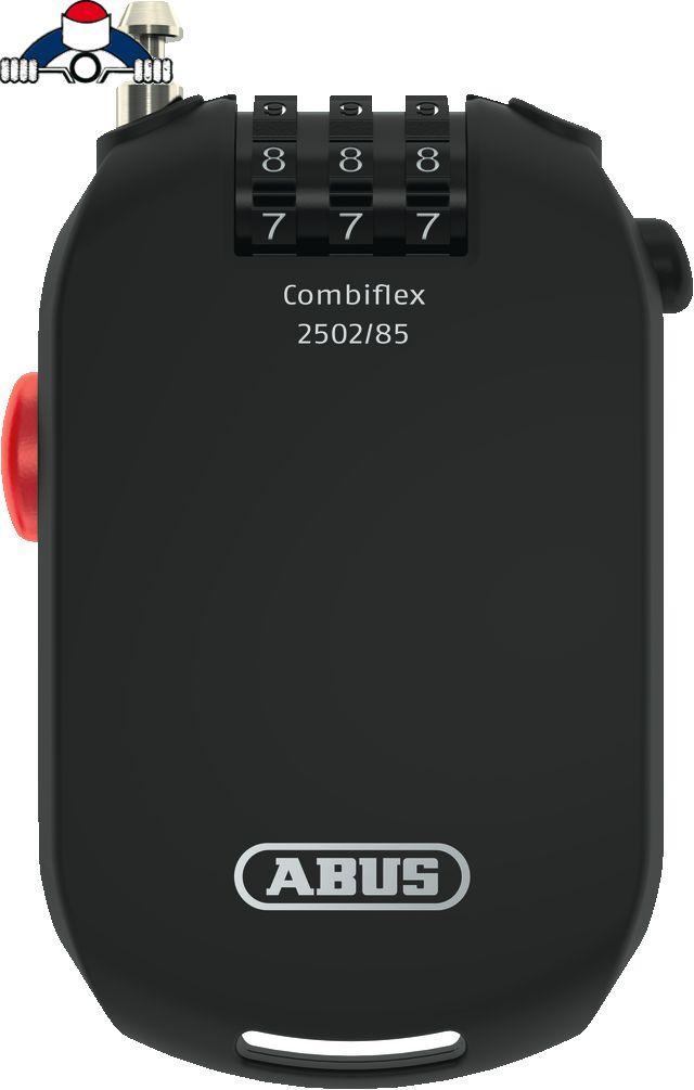 abus combiflex 250285 helm slot met code