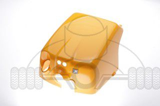 accubinnenbeenschild honda zoomer geel y141