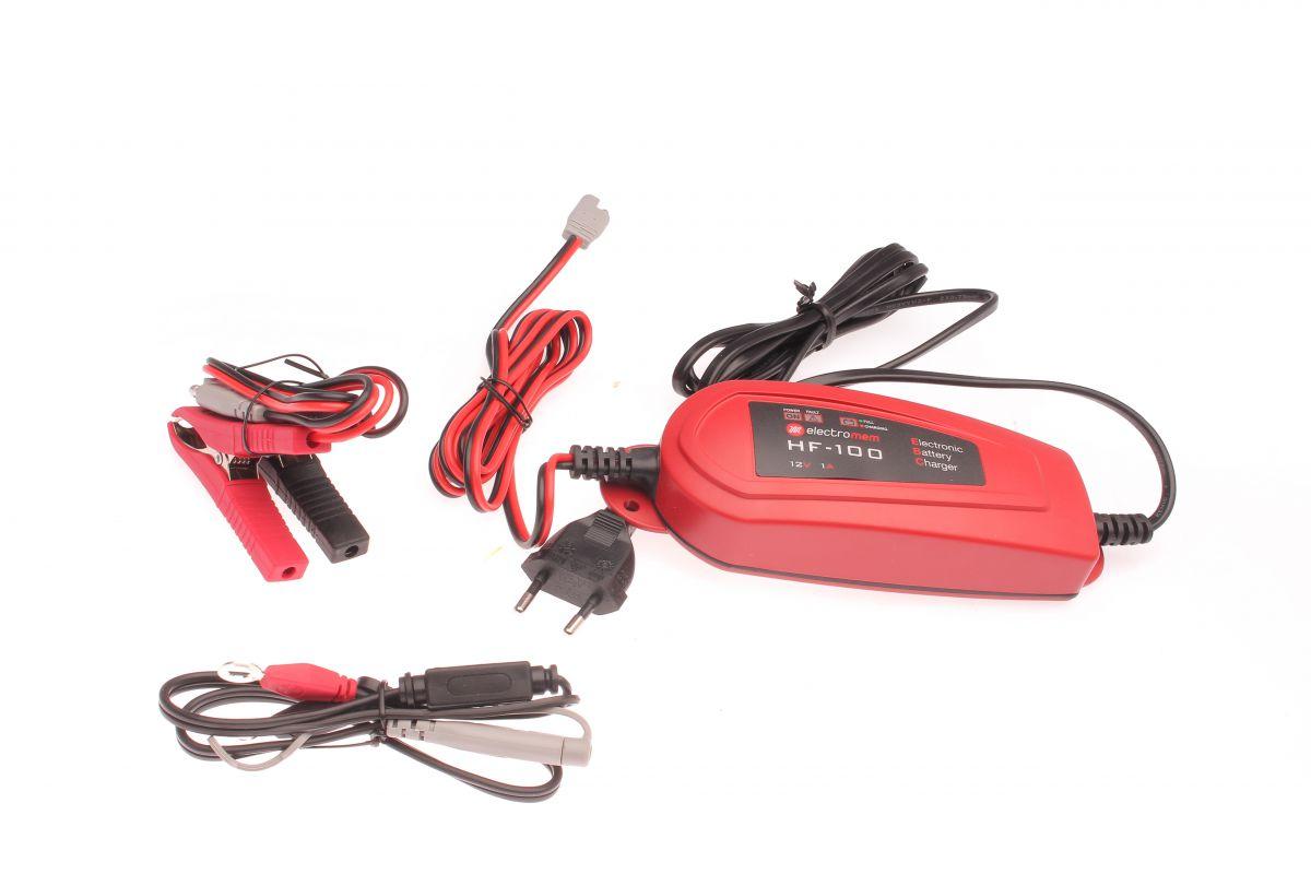 acculader lithium electromem hf100 12v 1a