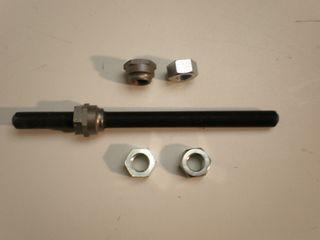 achteras leleu puch maxi 12mm compl 180mm lc40mm