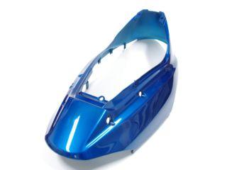 achterkap suzuki ap50 groenblauw scooter