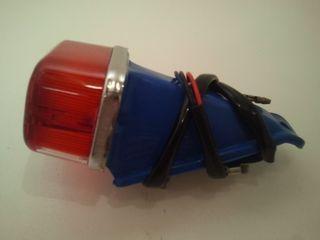achterlicht endurotrialty50 opbouw blauw