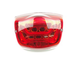 achterlicht led lxv vespa lx50 vespas50 rood
