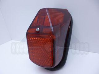 achterlicht model batavus zkwhella model rood