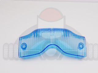 achterlichtglas gilera runner blauw