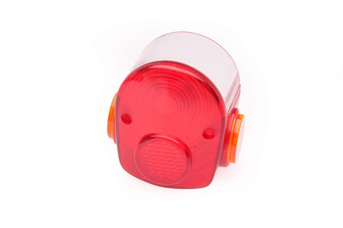 achterlichtglas honda dax ct70monkeyz50a rood