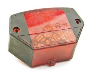 achterlichtglas kreidler roodzwulo250 9015 2e