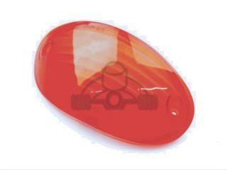 achterlichtglas looxor rood