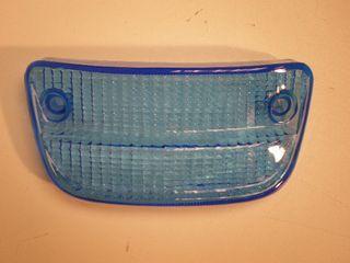 achterlichtglas nrgextreme blauw