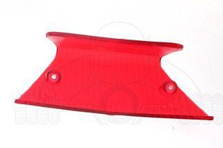 achterlichtglas piaggio zip 2000sp c25 rood