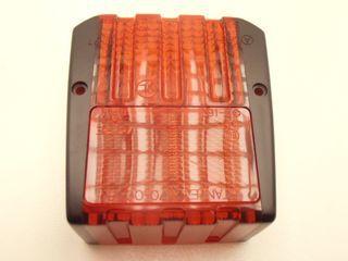 achterlichtglas yamaha rd50mx nt origineel
