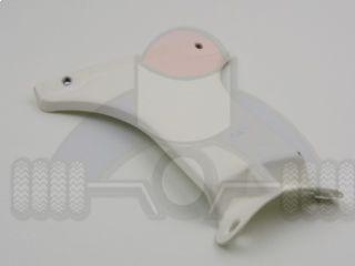 achterlichtsteun creme wit honda p50