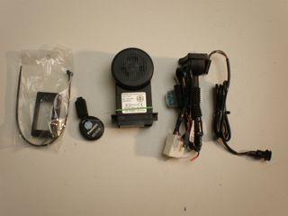 ALARM E-POWER VESPA GT/GTS (INCL. KABEL)