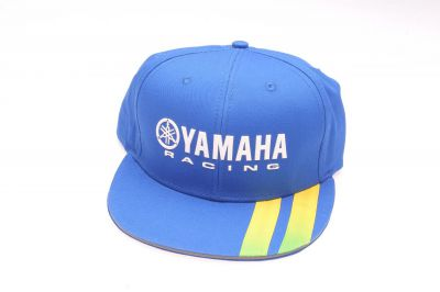 PET/CAP YAMAHA BLUE 19 MX ADULT