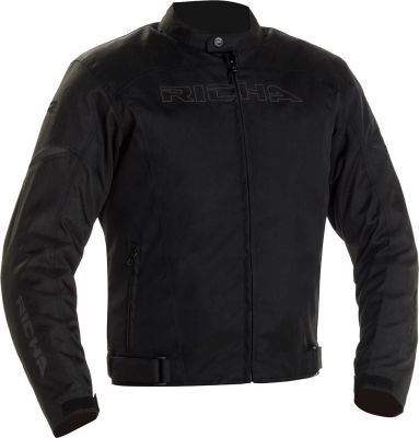 RICHA BUSTER JACKET ZWART MAAT 5XL