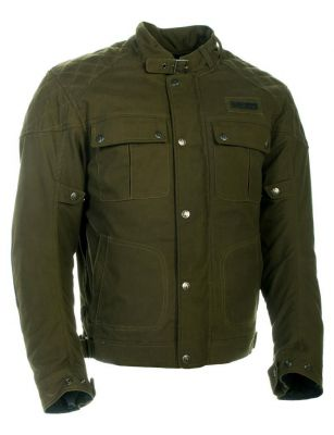 RICHA CAMBRIDGE JACKET GROEN M