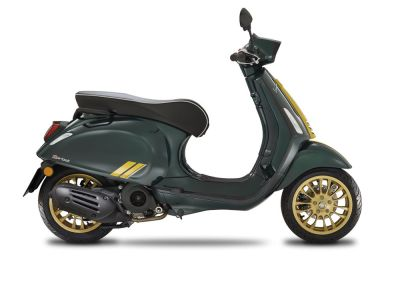 Vespa Sprint Racing Sixties E5 45 km VERDE