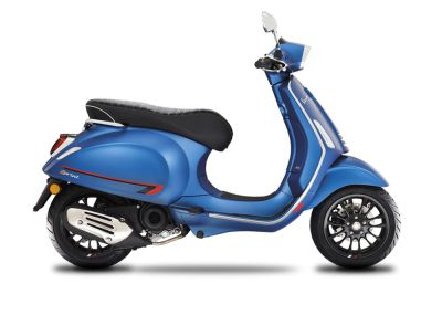 Vespa Sprint S 45 km E5 BLUE VIVANCE