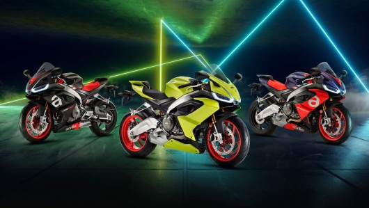 The new Aprilia RS 660